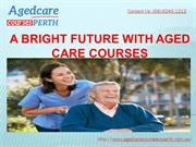 Aged Care Courses Perth WA
