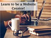 How to become a Website Creator