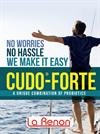 CUDO FORTE- To reduce nitrogenous toxins in the body