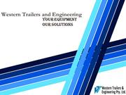 Cage Trailers for Sale Melbourne | Western Trailers and Engineering