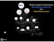 Multivendor Marketplace Solution For Ecommerce Retail Business