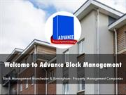 Advance Block Management Presentation