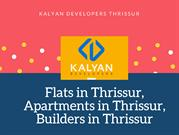 Flats in Thrissur, Apartments in Thrissur, Luxury Flats Thrissur