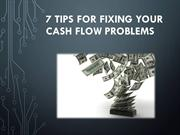 Stanislav Komsky | 7 Tips For Fixing Cash Flow Problems