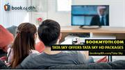 TATA SKY OFFERS TATA SKY HD PACKAGES : Bookmydth.com