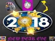 New Year Eve 2018