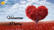 Valentine Love Poems For Your Sweetheart - Greeting Card Poems