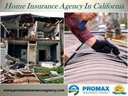 home insurance agency in california.ppt