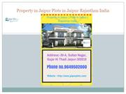Property in Jaipur Plots in Jaipur Rajasthan India