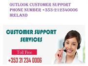 Outlook Customer Support Phone Number +353-212340006 Ireland