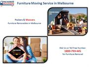 Furniture Removal Service in Melbourne for Quick Moving