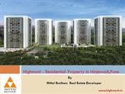 Highmont – Residential property in Hinjewadi, Pune by Mittal brothers