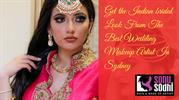 Get The Indian Bridal Look From Best Wedding Makeup Artist In Sydney
