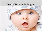 Regular Health Check up by Best Pediatrician in Gurgaon
