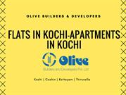 Flats in Kochi for sale, Apartments in Kochi, Top Builders in Cochin
