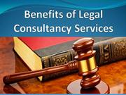 Benefits Of Legal Consultancy Services