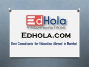 Best Consultants for Education Abroad in Mumbai