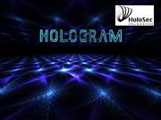 Hologram Security Stickers | Holosec