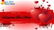 100+ Free Printable Love Notes - allbestmessages
