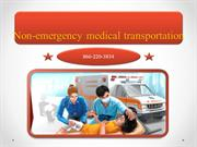 Non Emergency Medical Transportation Service - Get To Know about it?