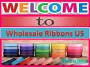 Buy Premium Quality Ribbons Online At Wholesale Prices