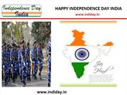 Indiday- Happy Independence Day Quotes & Wishes
