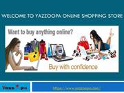 Online Shopping Store for all Type of Products