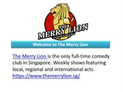 Comedy Club - The Merry Lion