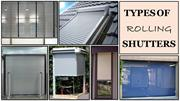 Types of Rolling Shutters and Its Applications