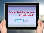 Devops Training In Hyderabad, Devops Training Institutes in Hyderabad