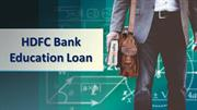 HDFC Bank  Education Loans, Apply for HDFC Bank  student Loans in Indi