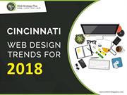 Cincinnati Web Design Trends for 2018