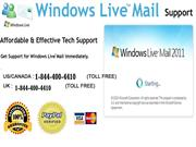 Microsoft Live Mail Technical Support Phone Number 1-844-400-4410