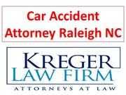 Car Accident Attorney Raleigh NC
