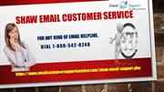 Shaw email customer service