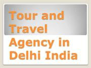 TravelRahi, Tour and Travel Agency in Delhi India
