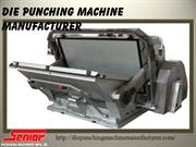 Die Punching Machine Manufacturer-Die punching machine