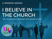 Who believes in the Church