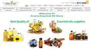 Aroma Essential oil store is best Essential Oil Suppliers