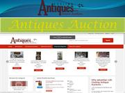 Live Online Antique Auctions for buying and selling Antiques