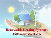 Save Energy With Eco-Friendly Systems