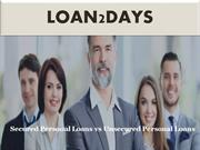 StartUp loan With best Compliments and future plan on Loan2days