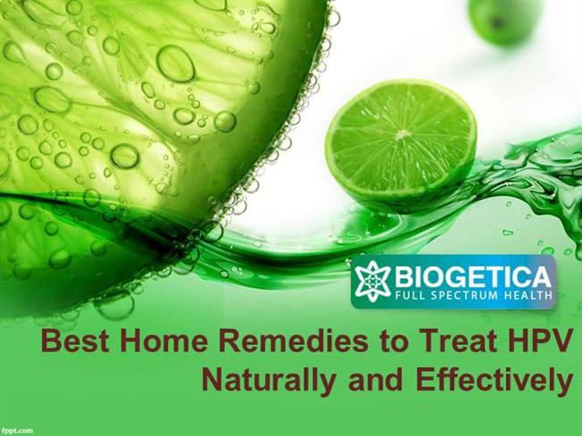 Best Home Remedies to Treat HPV Naturally And Effectively - Bioget