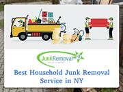 Best Household Junk Removal Service in NY - Junk Removal111