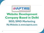 Top wordpress web development company in india