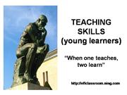 TEACHING SKILLS - Young Learners