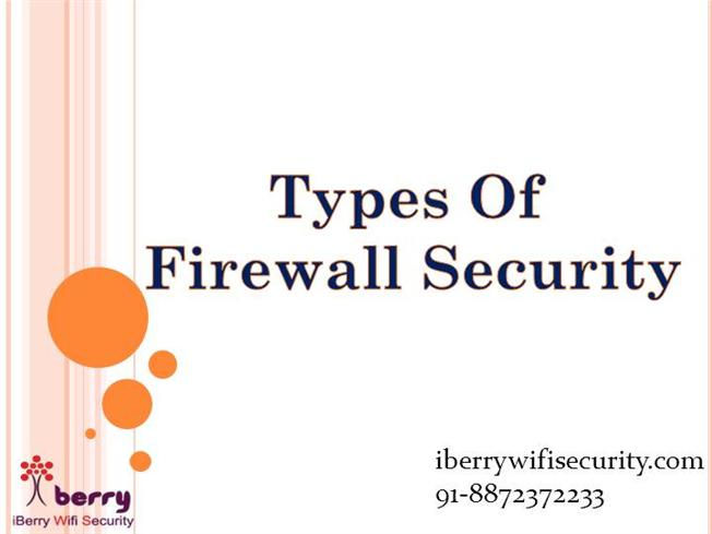 Types of Firewall Security |authorSTREAM