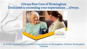 Assisted Living Birmingham Alabama - Always Best Care