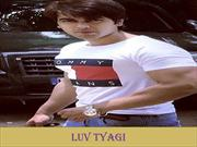 luv tyagi ,family,income ,education,car,girlfriend.