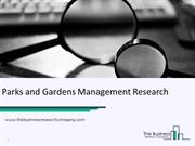 Case Study – Parks and Gardens Management Research
